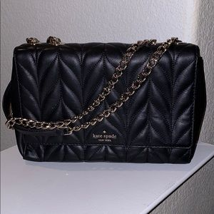 Kate Spade Quilted Should Bag